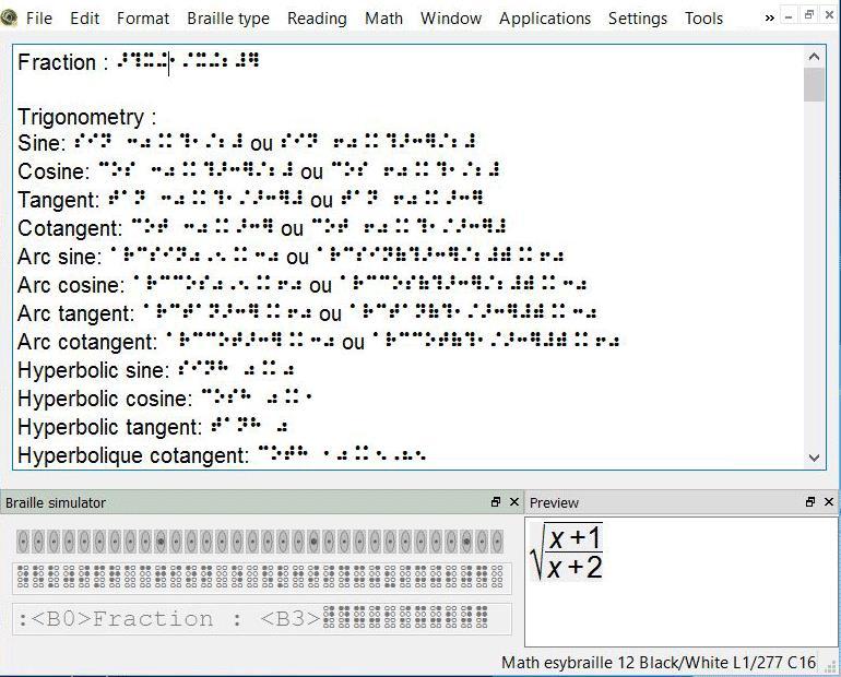 Example : screen capture esysuite