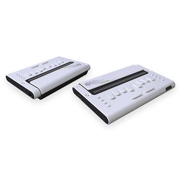Ordinateur et bloc-notes braille esytime Evolution 32 cellules